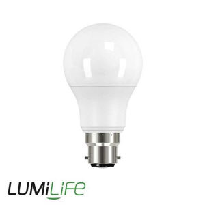 LUMILIFE 11W B22 (BC) GLS LED - 1060 Lumen - Daylight (6500K) - Dimmable