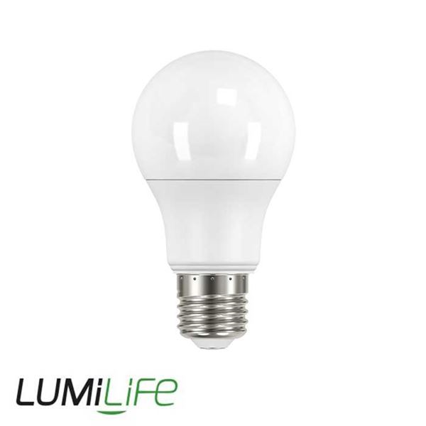 LUMILIFE 11W E27 (ES) GLS LED - 1060 Lumen - Cool White (4000K) - Dimmable