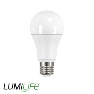 LUMILIFE 13W E27 (ES) GLS LED - 1521 Lumen - Warm White (2700K) - Dimmable