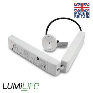 LUMILIFE 3W EMERGENCY LED LAMP AND DRIVER KIT - NON-MAINTAINED