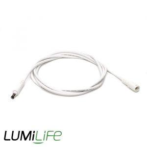 LUMILIFE 500MM DRIVER TO PANEL EXTENSION LEAD (TWIST & LOCK)